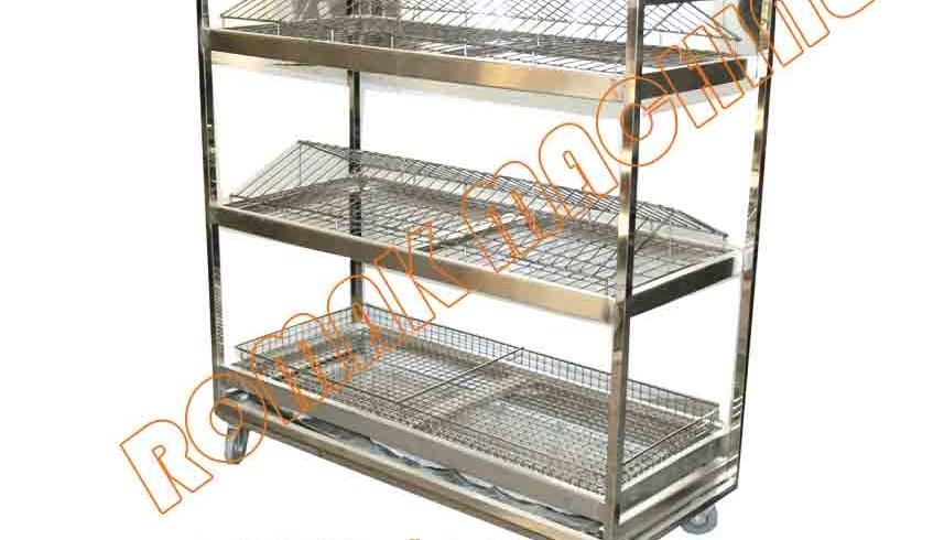 ترولی – تجهیزات آشپزخانه صنعتی