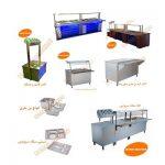 سلف سرویس 150x150 چک لیست تجهیزات آشپزخانه صنعتی